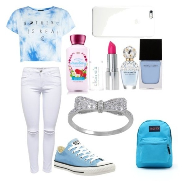 school-outfit-ideas-108 Fabulous School Outfit Ideas for Teenage Girls 2020