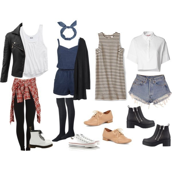 school-outfit-ideas-110 Fabulous School Outfit Ideas for Teenage Girls 2020