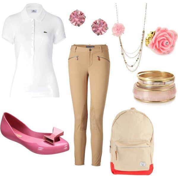 school-outfit-ideas-114 Fabulous School Outfit Ideas for Teenage Girls 2020