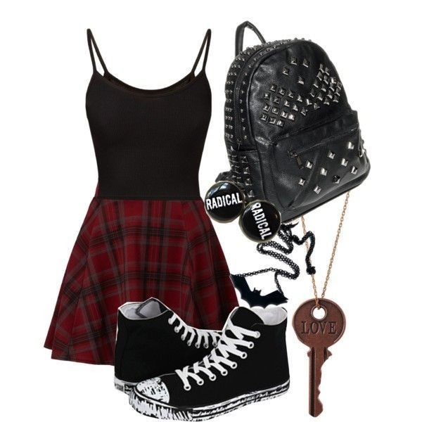 school-outfit-ideas-116 Fabulous School Outfit Ideas for Teenage Girls 2020