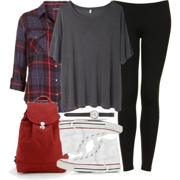 school-outfit-ideas-117 Fabulous School Outfit Ideas for Teenage Girls 2020