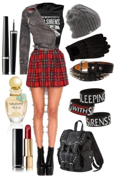 school-outfit-ideas-12 Fabulous School Outfit Ideas for Teenage Girls 2017/2018