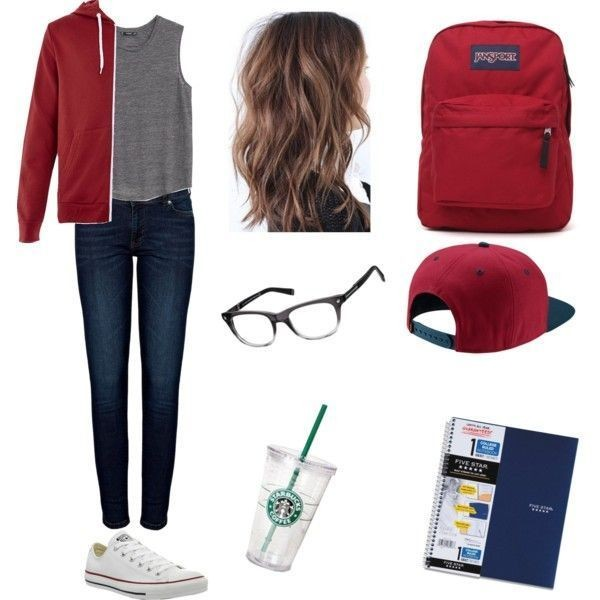 school-outfit-ideas-121 Fabulous School Outfit Ideas for Teenage Girls 2017/2018