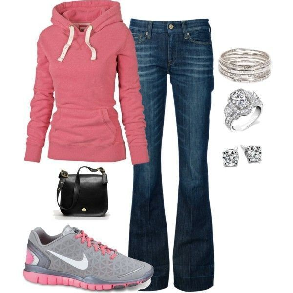 school-outfit-ideas-122 Fabulous School Outfit Ideas for Teenage Girls 2020