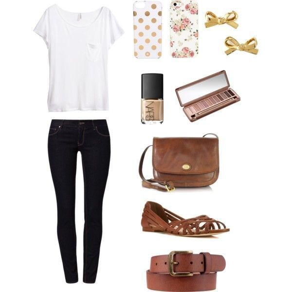 school-outfit-ideas-126 Fabulous School Outfit Ideas for Teenage Girls 2020