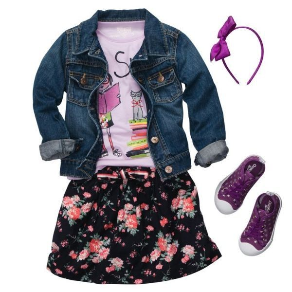 school-outfit-ideas-128 Fabulous School Outfit Ideas for Teenage Girls 2020