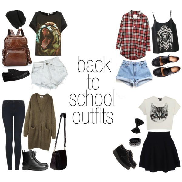 school-outfit-ideas-137 Fabulous School Outfit Ideas for Teenage Girls 2020