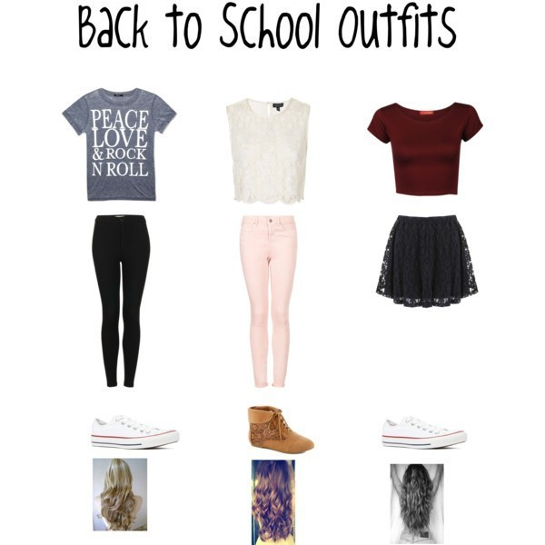 school-outfit-ideas-139 Fabulous School Outfit Ideas for Teenage Girls 2020
