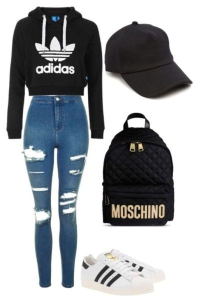 school-outfit-ideas-14 Fabulous School Outfit Ideas for Teenage Girls 2020