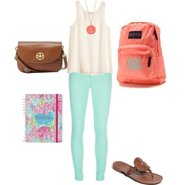 school-outfit-ideas-141 Fabulous School Outfit Ideas for Teenage Girls 2020
