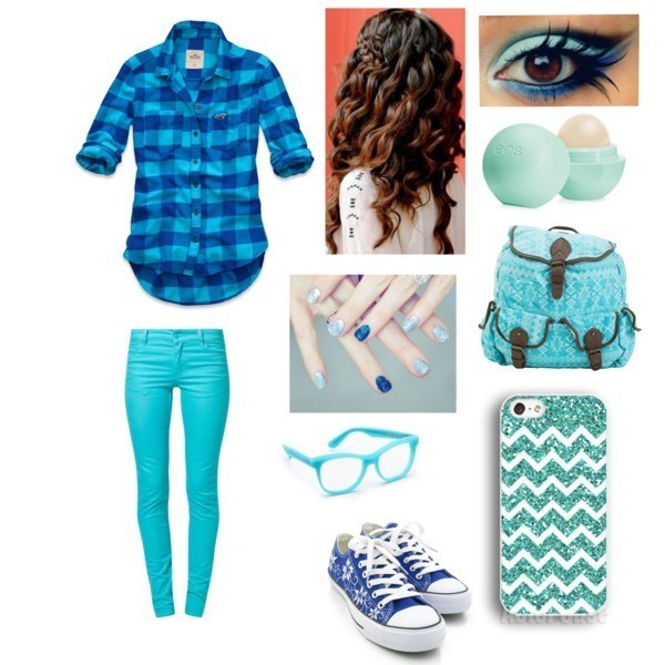 school-outfit-ideas-142 Fabulous School Outfit Ideas for Teenage Girls 2020