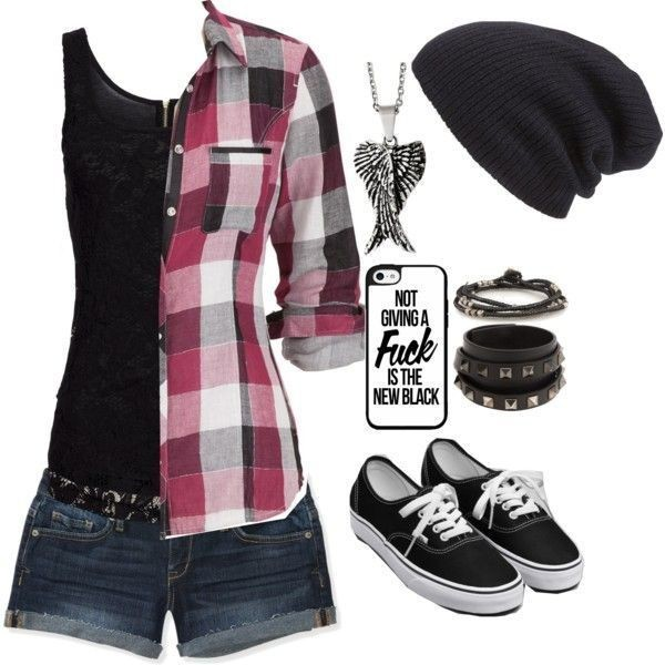 school-outfit-ideas-143 Fabulous School Outfit Ideas for Teenage Girls 2017/2018