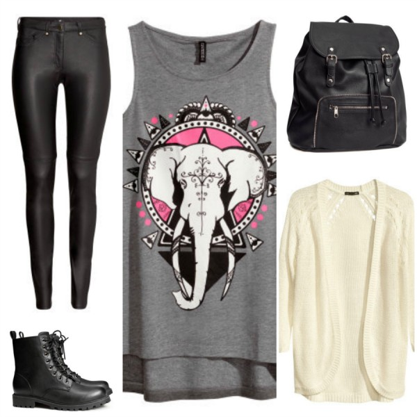 school-outfit-ideas-146 Fabulous School Outfit Ideas for Teenage Girls 2020