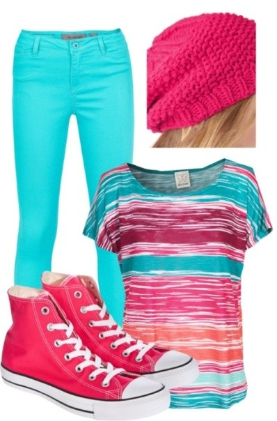 school-outfit-ideas-15 Fabulous School Outfit Ideas for Teenage Girls 2020