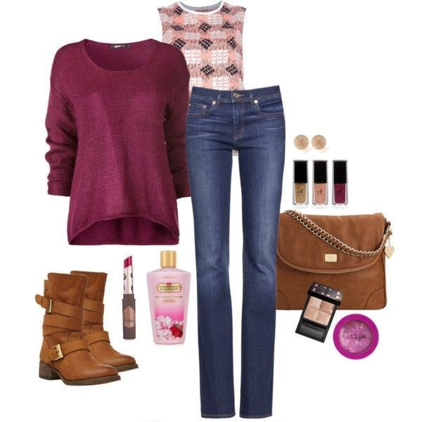 school-outfit-ideas-151 Fabulous School Outfit Ideas for Teenage Girls 2017/2018
