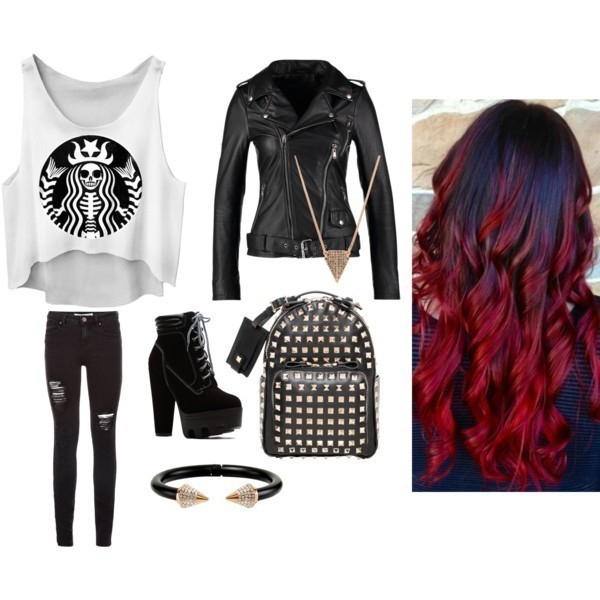school-outfit-ideas-153 Fabulous School Outfit Ideas for Teenage Girls 2020