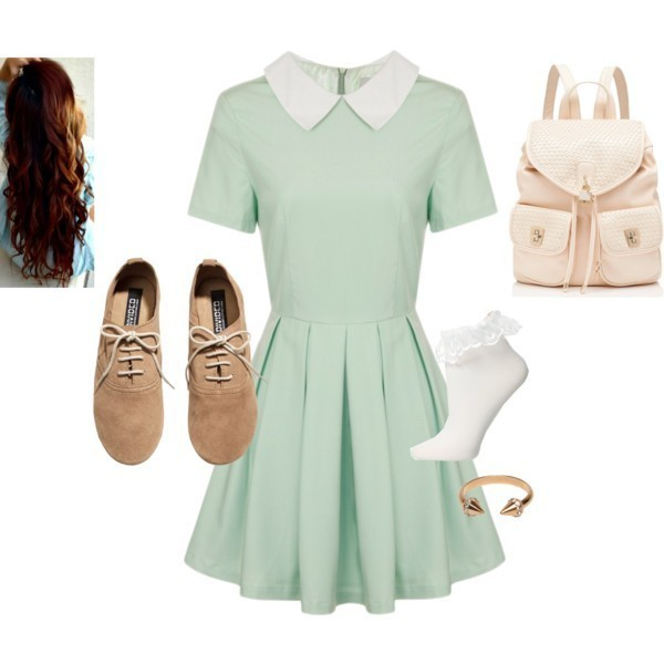 school-outfit-ideas-154 Fabulous School Outfit Ideas for Teenage Girls 2020