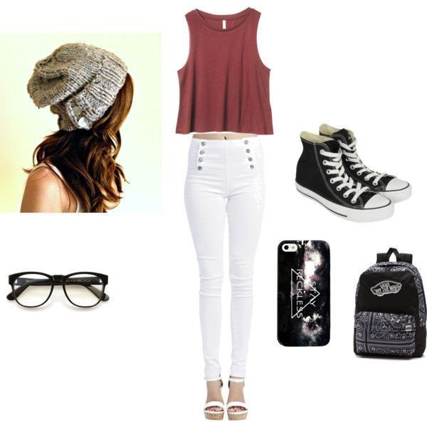 school-outfit-ideas-156 Fabulous School Outfit Ideas for Teenage Girls 2020