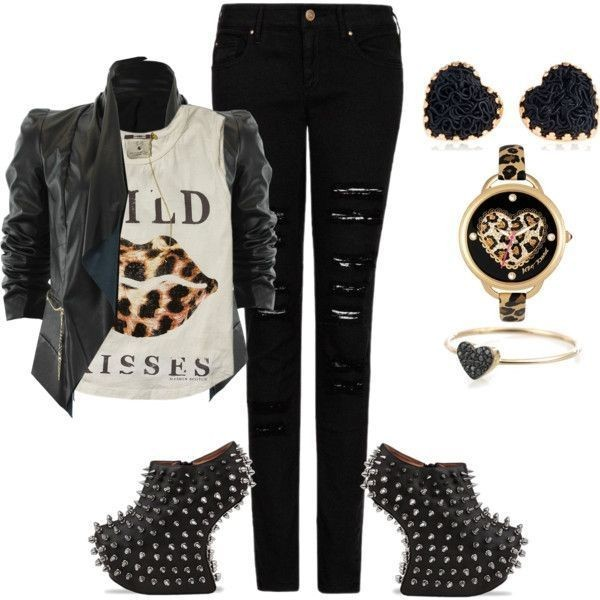 school-outfit-ideas-159 Fabulous School Outfit Ideas for Teenage Girls 2017/2018