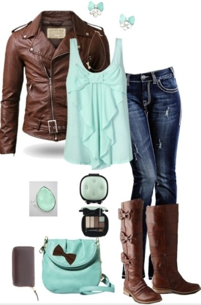 school-outfit-ideas-16 Fabulous School Outfit Ideas for Teenage Girls 2017/2018