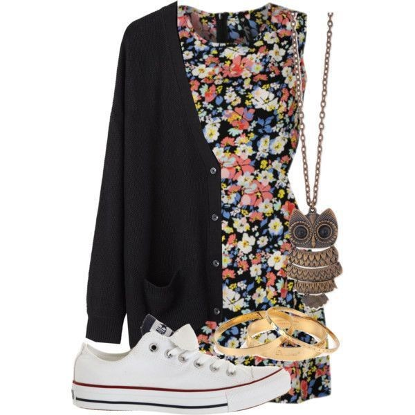 school-outfit-ideas-160 Fabulous School Outfit Ideas for Teenage Girls 2020