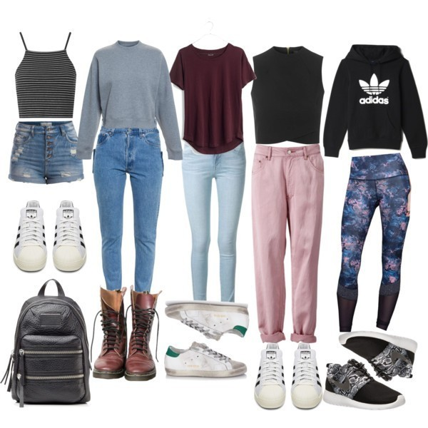 school-outfit-ideas-161 Fabulous School Outfit Ideas for Teenage Girls 2020