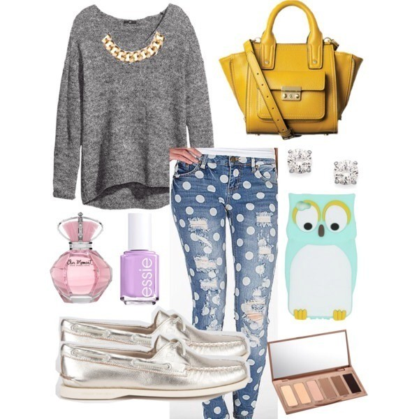 school-outfit-ideas-162 Fabulous School Outfit Ideas for Teenage Girls 2020