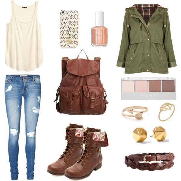 school-outfit-ideas-164 Fabulous School Outfit Ideas for Teenage Girls 2020