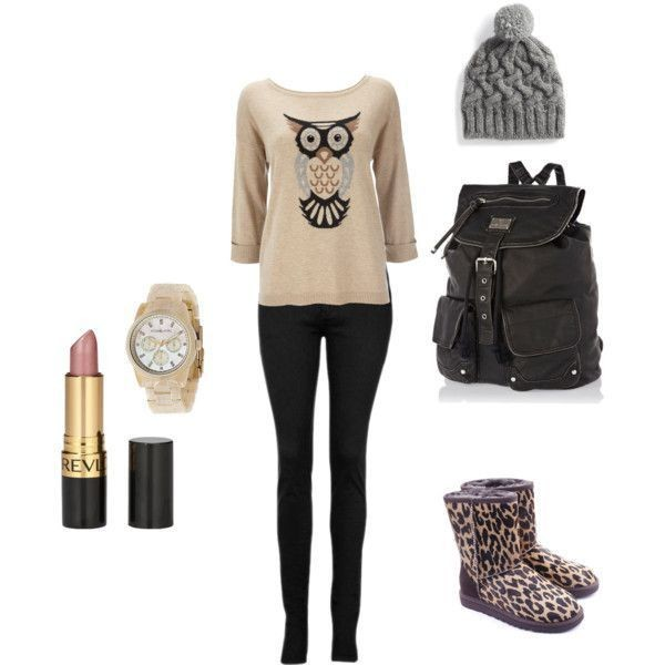 school-outfit-ideas-166 Fabulous School Outfit Ideas for Teenage Girls 2020