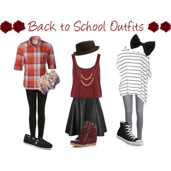 school-outfit-ideas-167 Fabulous School Outfit Ideas for Teenage Girls 2017/2018