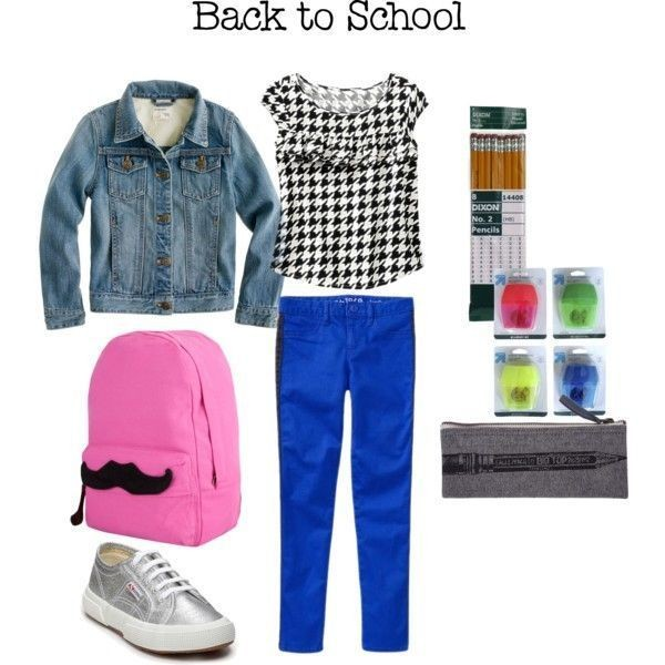 school-outfit-ideas-169 Fabulous School Outfit Ideas for Teenage Girls 2020