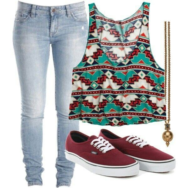 school-outfit-ideas-172 Fabulous School Outfit Ideas for Teenage Girls 2020