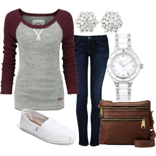 school-outfit-ideas-177 Fabulous School Outfit Ideas for Teenage Girls 2017/2018