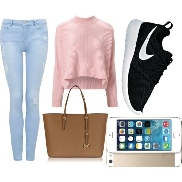 school-outfit-ideas-178 Fabulous School Outfit Ideas for Teenage Girls 2020
