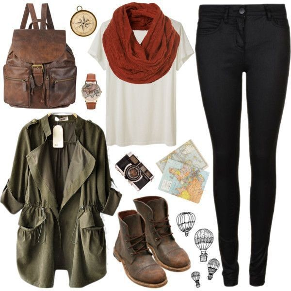 school-outfit-ideas-182 Fabulous School Outfit Ideas for Teenage Girls 2020