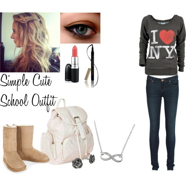 school-outfit-ideas-187 Fabulous School Outfit Ideas for Teenage Girls 2020