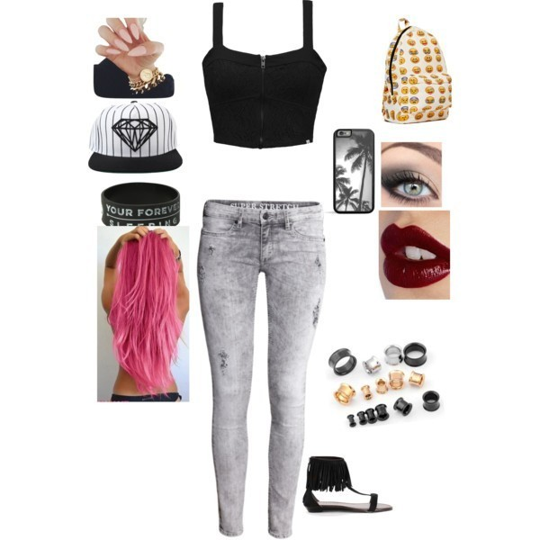 school-outfit-ideas-188 Fabulous School Outfit Ideas for Teenage Girls 2020
