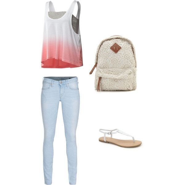 school-outfit-ideas-190 Fabulous School Outfit Ideas for Teenage Girls 2020