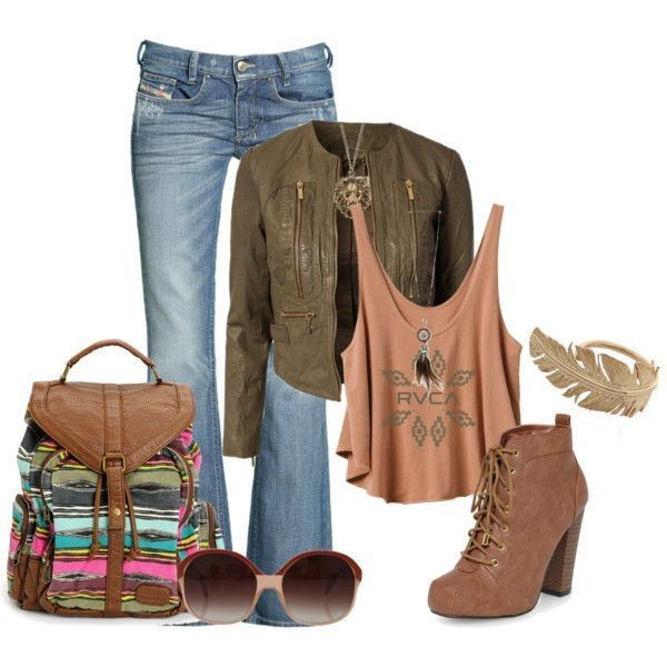 school-outfit-ideas-193 Fabulous School Outfit Ideas for Teenage Girls 2020