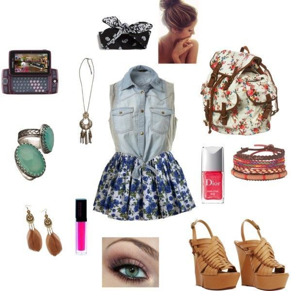 school-outfit-ideas-194 Fabulous School Outfit Ideas for Teenage Girls 2017/2018