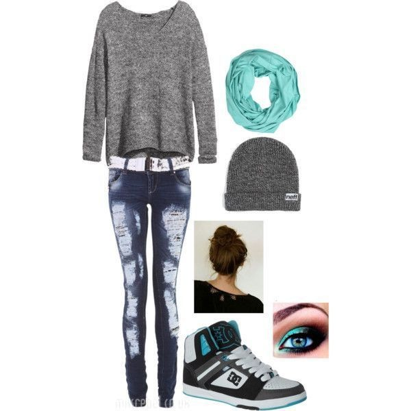 school-outfit-ideas-195 Fabulous School Outfit Ideas for Teenage Girls 2017/2018