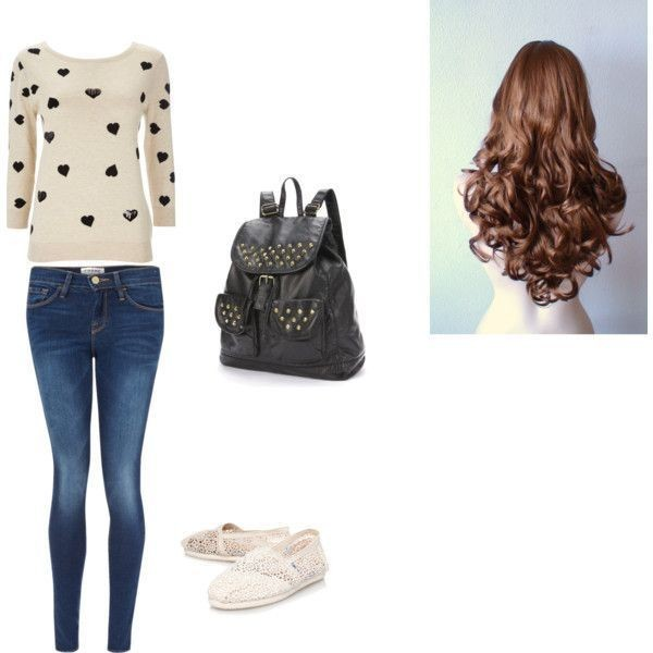 school-outfit-ideas-196 Fabulous School Outfit Ideas for Teenage Girls 2020
