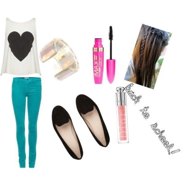 school-outfit-ideas-197 Fabulous School Outfit Ideas for Teenage Girls 2020