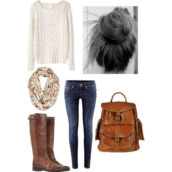 school-outfit-ideas-204 Fabulous School Outfit Ideas for Teenage Girls 2020