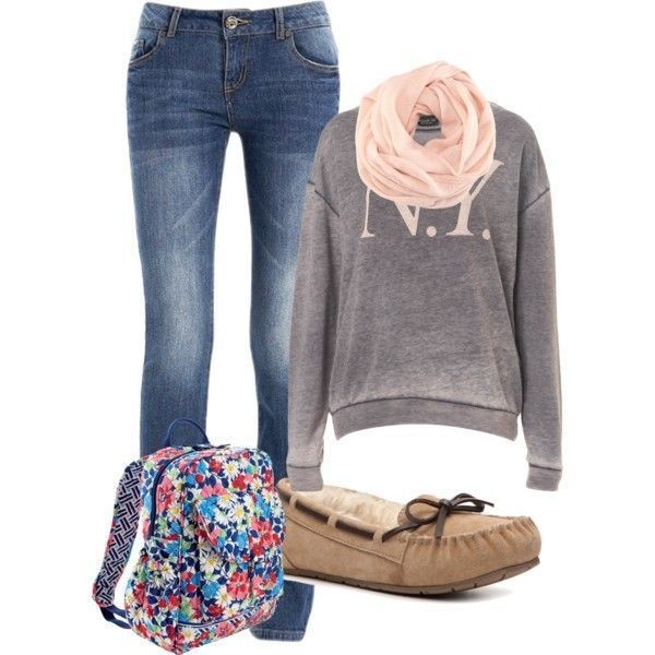 school-outfit-ideas-206 Fabulous School Outfit Ideas for Teenage Girls 2020