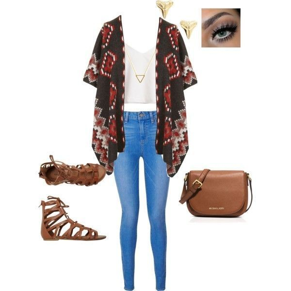 school-outfit-ideas-207 Fabulous School Outfit Ideas for Teenage Girls 2020
