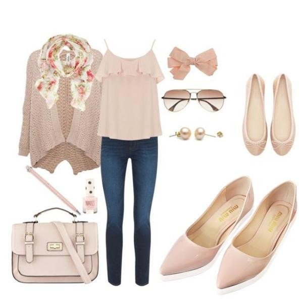 school-outfit-ideas-209 Fabulous School Outfit Ideas for Teenage Girls 2020