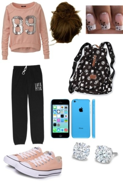 school-outfit-ideas-21 Fabulous School Outfit Ideas for Teenage Girls 2017/2018