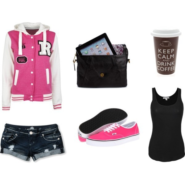 school-outfit-ideas-211 Fabulous School Outfit Ideas for Teenage Girls 2020