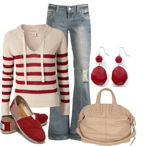 school-outfit-ideas-212 Fabulous School Outfit Ideas for Teenage Girls 2020